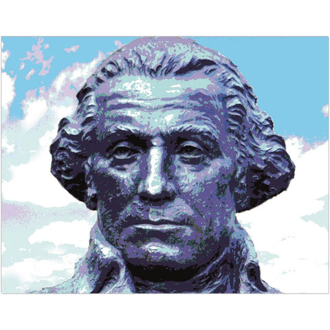 George Washington Fine Art Print | Horstmann Designs, Photography Wall Art