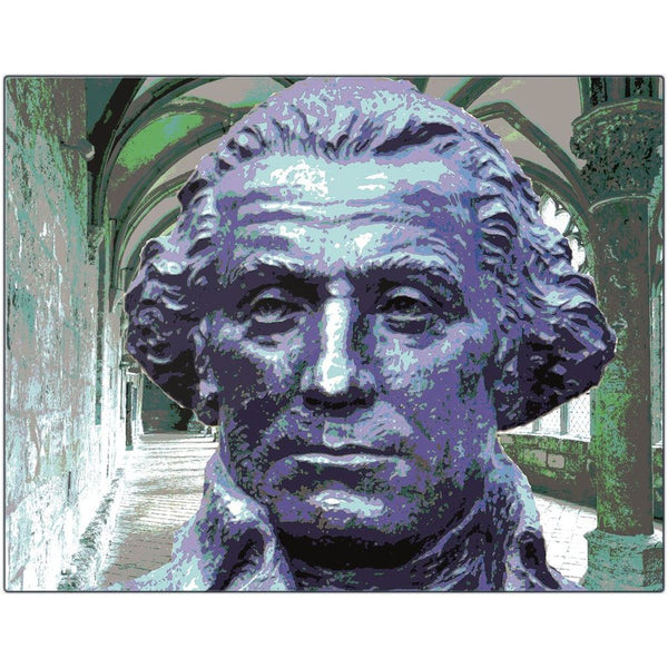 George Washington Metal Print | Horstmann Designs, Photography Wall Art
