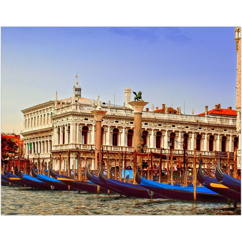 Gondola IV Fine Art Print | Horstmann Designs, Photography Wall Art