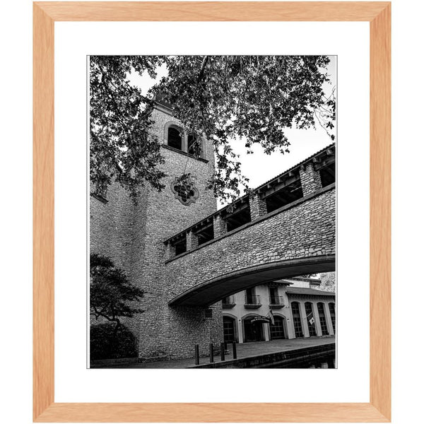 Las Colinas Clock Tower III Framed Print | Horstmann Designs, Photography Wall Art