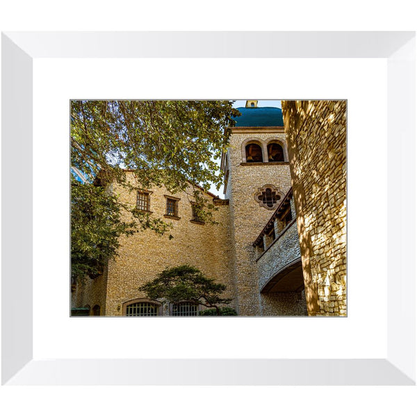 Las Colinas Clock Tower IV Framed Print | Horstmann Designs, Photography Wall Art