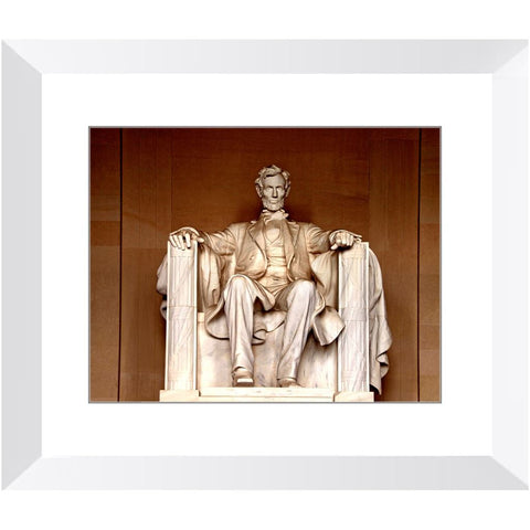 Lincoln Memorial Framed Print | Horstmann Designs, Photography Wall Art