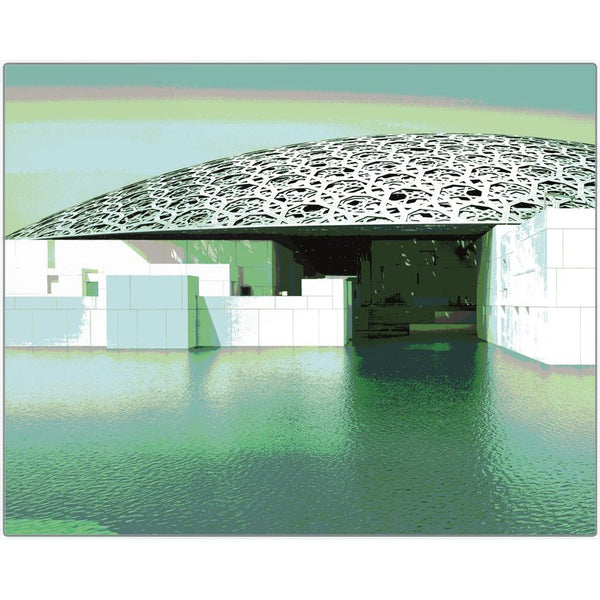 Louvre II Metal Print | Horstmann Designs, Photography Wall Art