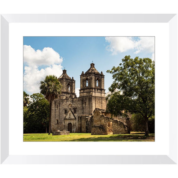 Mission Conception I Framed Print | Horstmann Designs, Photography Wall Art