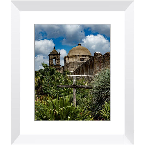 Mission San José III Framed Print | Horstmann Designs, Photography Wall Art