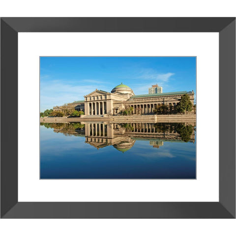 Museum of Science & Industry in Chicago Framed Print | Horstmann Designs, Photography Wall Art