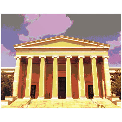 National Gallery of Art Metal Print | Horstmann Designs, Photography Wall Art