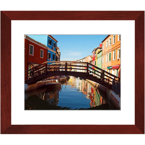 Picturesque Burano Framed Print | Horstmann Designs, Photography Wall Art