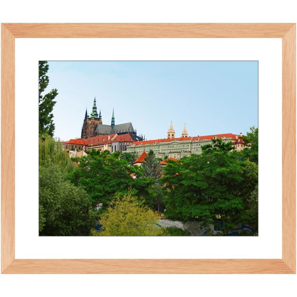 Prague Castle IV Framed Print | Horstmann Designs, Photography Wall Art