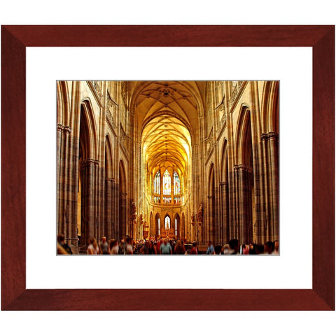 Prague Castle IX Framed Print | Horstmann Designs, Photography Wall Art