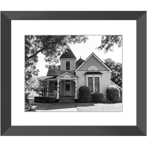 Queen Anne Victorian Cottage I-II Framed Print | Horstmann Designs, Photography Wall Art