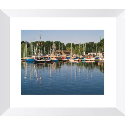 Sailboats at Bobby Reich Framed Print | Horstmann Designs, Photography Wall Art