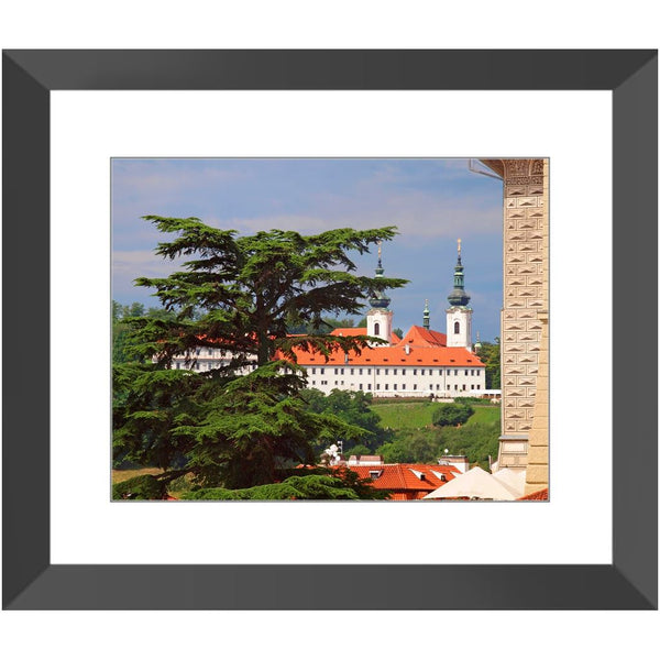 Strahov Monastery Framed Print | Horstmann Designs, Photography Wall Art