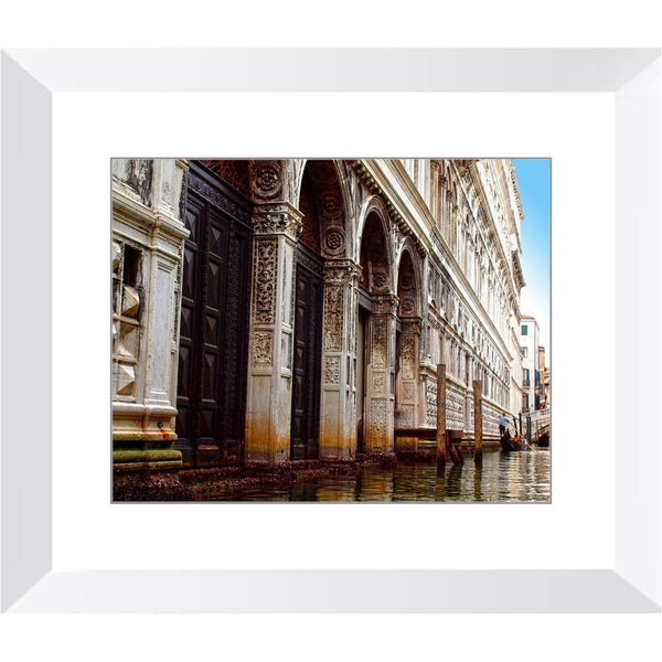 Weathered Venetian Architecture Framed Print | Horstmann Designs, Photography Wall Art