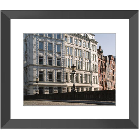 Woodbridge I-II L Framed Print | Horstmann Designs, Photography Wall Art
