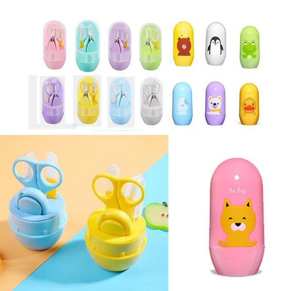 Riffar 4PCS BABY NAIL CARE SET