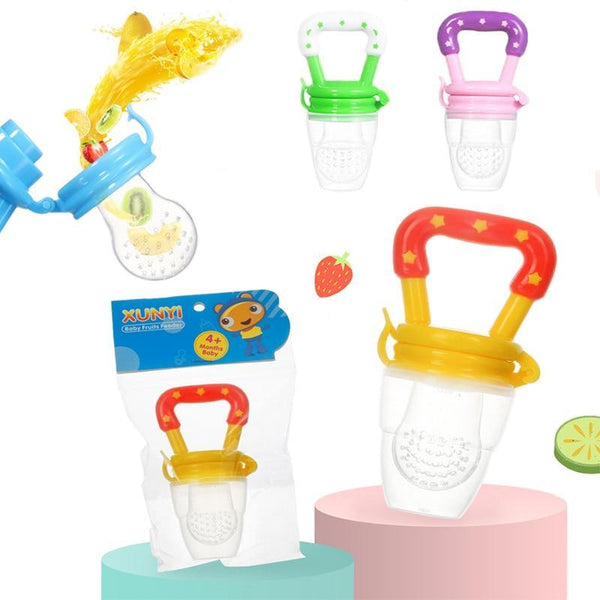 Riffar BABY FRUIT PACIFIERS