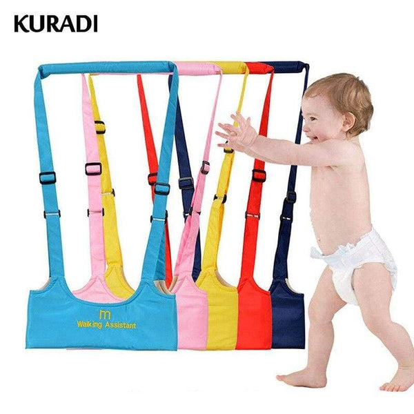 Riffar Belt Supports Baby To Walk Safely