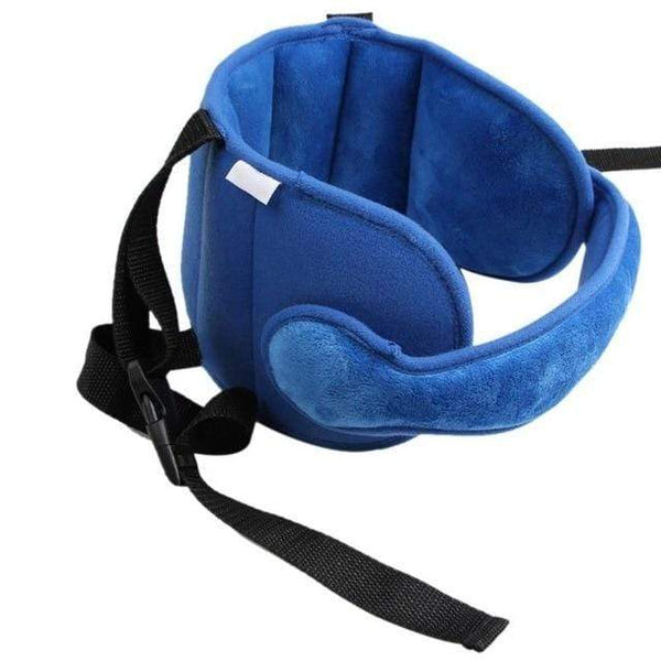 Riffar Blue Child Car Seat Head Support 27694670-blue