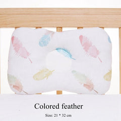 Riffar Colored feather BABY HEAD PROTECTION PILLOW 10201593-colored-feather