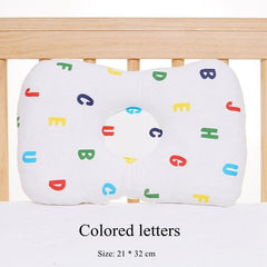 Riffar Colored letters BABY HEAD PROTECTION PILLOW 10201593-colored-letters