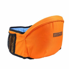 Riffar Orange Baby Carrier Waist Stool Walkers 22450904-orange