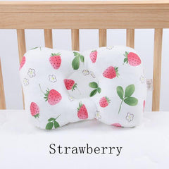 Riffar Strawberry BABY HEAD PROTECTION PILLOW 10201593-strawberry
