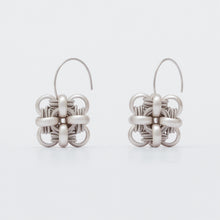 Load image into Gallery viewer, Orecchini Earrings Cubo Argento Silver  Brengola