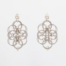 Load image into Gallery viewer, Orecchini Earrings Alveare Brengola
