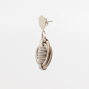 Orecchino Earrings Satellite Molle Ottone Brass Brengola