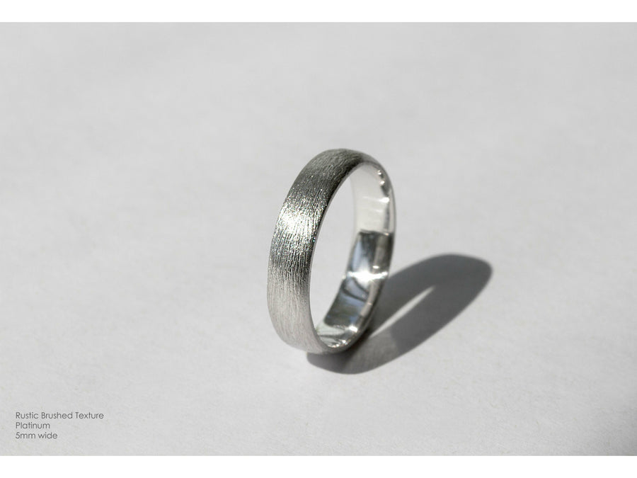 Classic Wedding Ring Rose