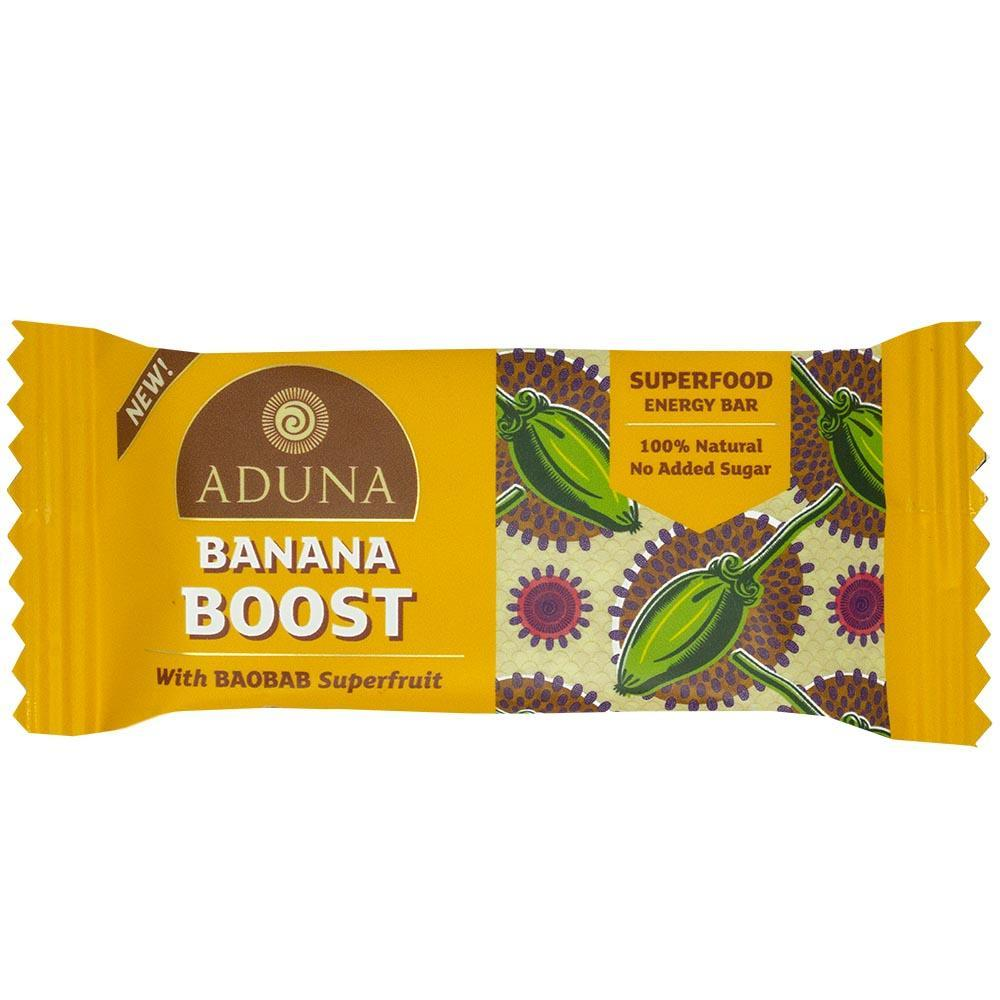 BANANA BOOST ENERGY BAR - natoorio