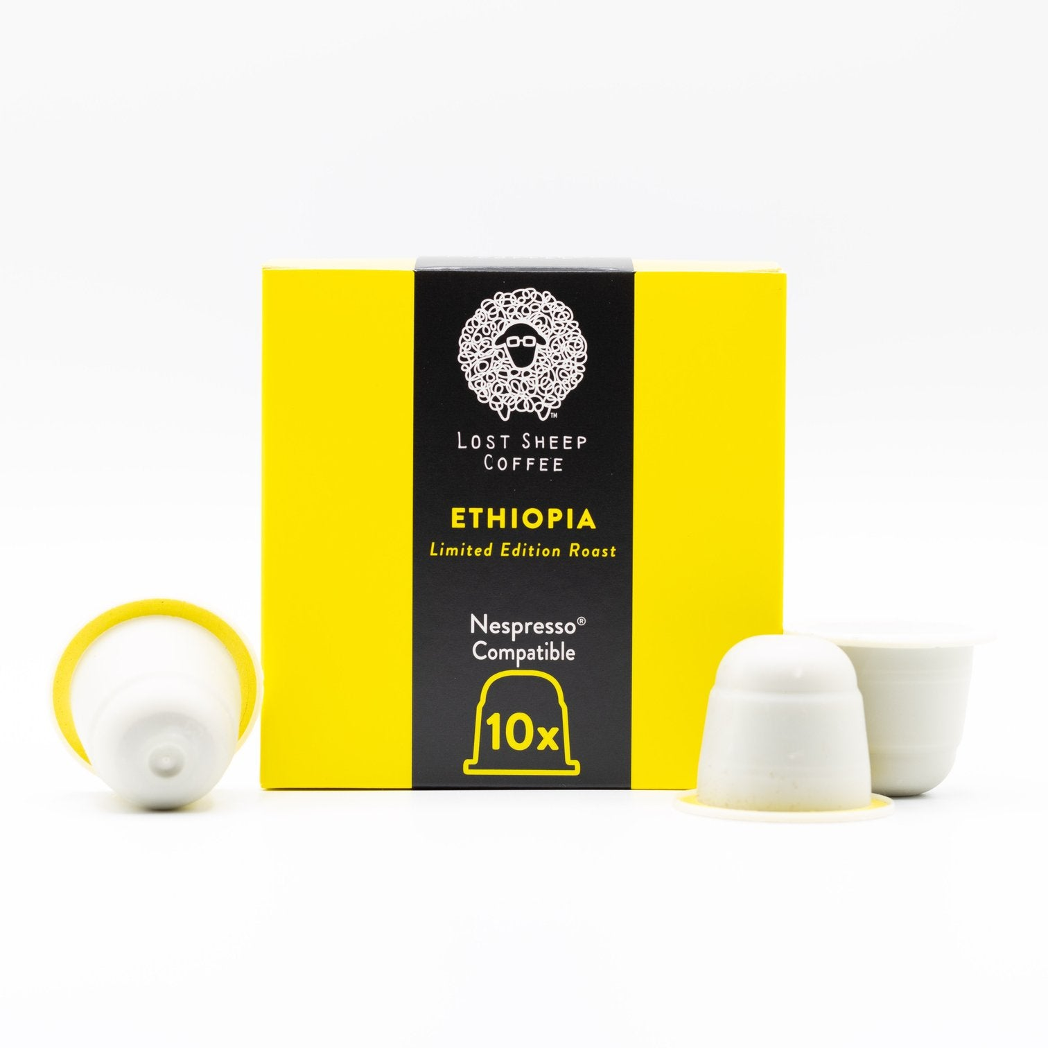 Ethiopia -LIMITED EDITION| Compostable | Nespresso© Capsules Available to pre-order, delivery middle of November - natoorio
