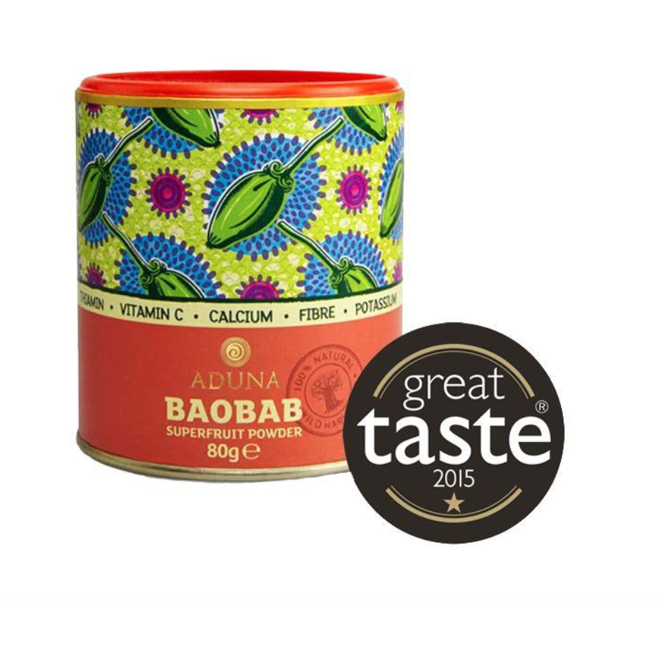 BAOBAB POWDER VEGAN 80G - natoorio