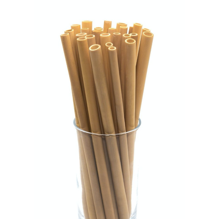 Bamboo Straws - 100% organic, handmade and biodegradable - natoorio