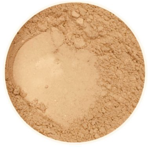 MINERAL FOUNDATION SAMPLES - natoorio