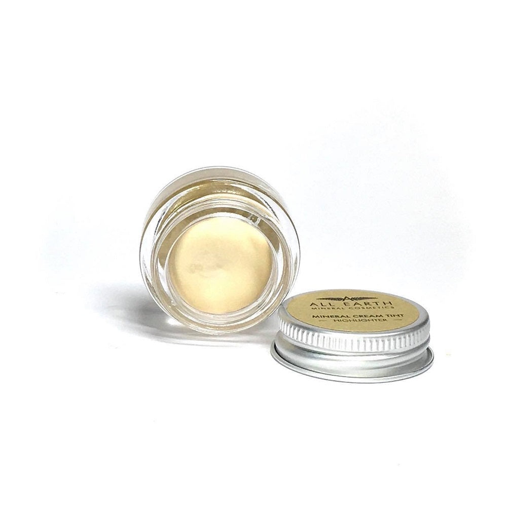 HIGHLIGHTER CREAM TINT Natural, Cruelty Free, Palm Oil Free, & Vegan Friendly - natoorio