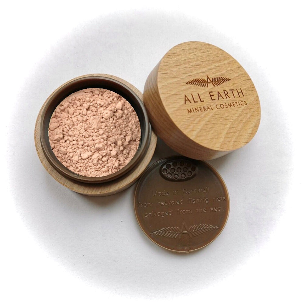 ILLUMINATOR, CRUELTY FREE, PALM OIL FREE AND VEGAN IN BAMBOO POT 4Grams - natoorio