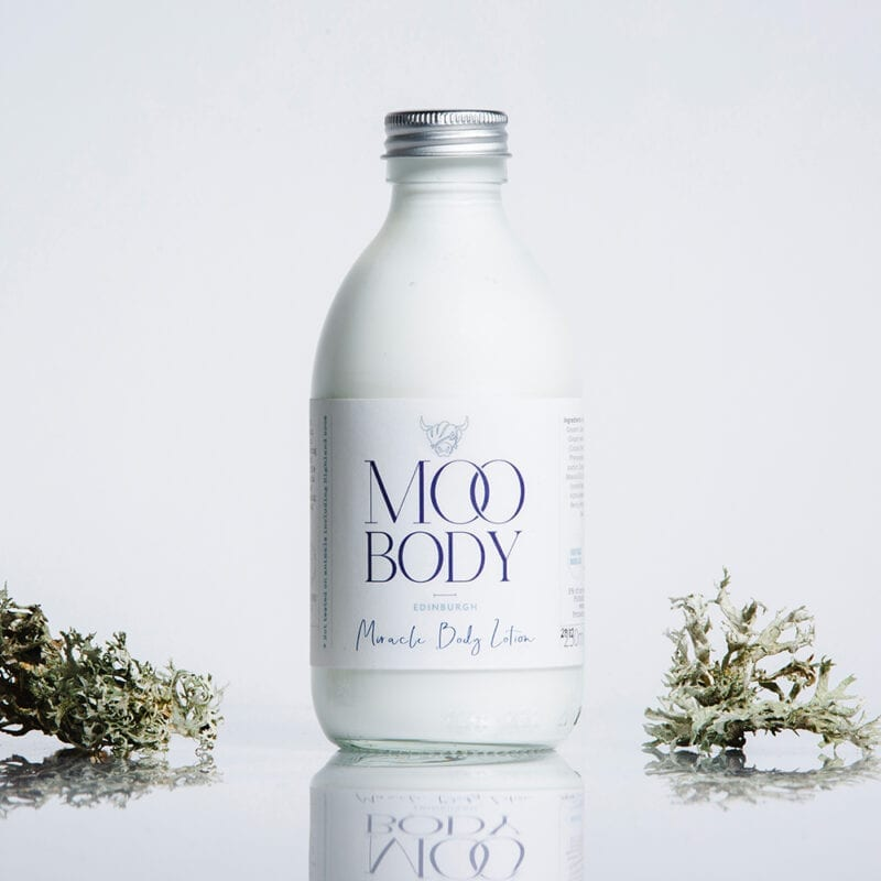 Moo & Yoo Miracle Body Lotion with Aluminium Lid (250ml) - natoorio
