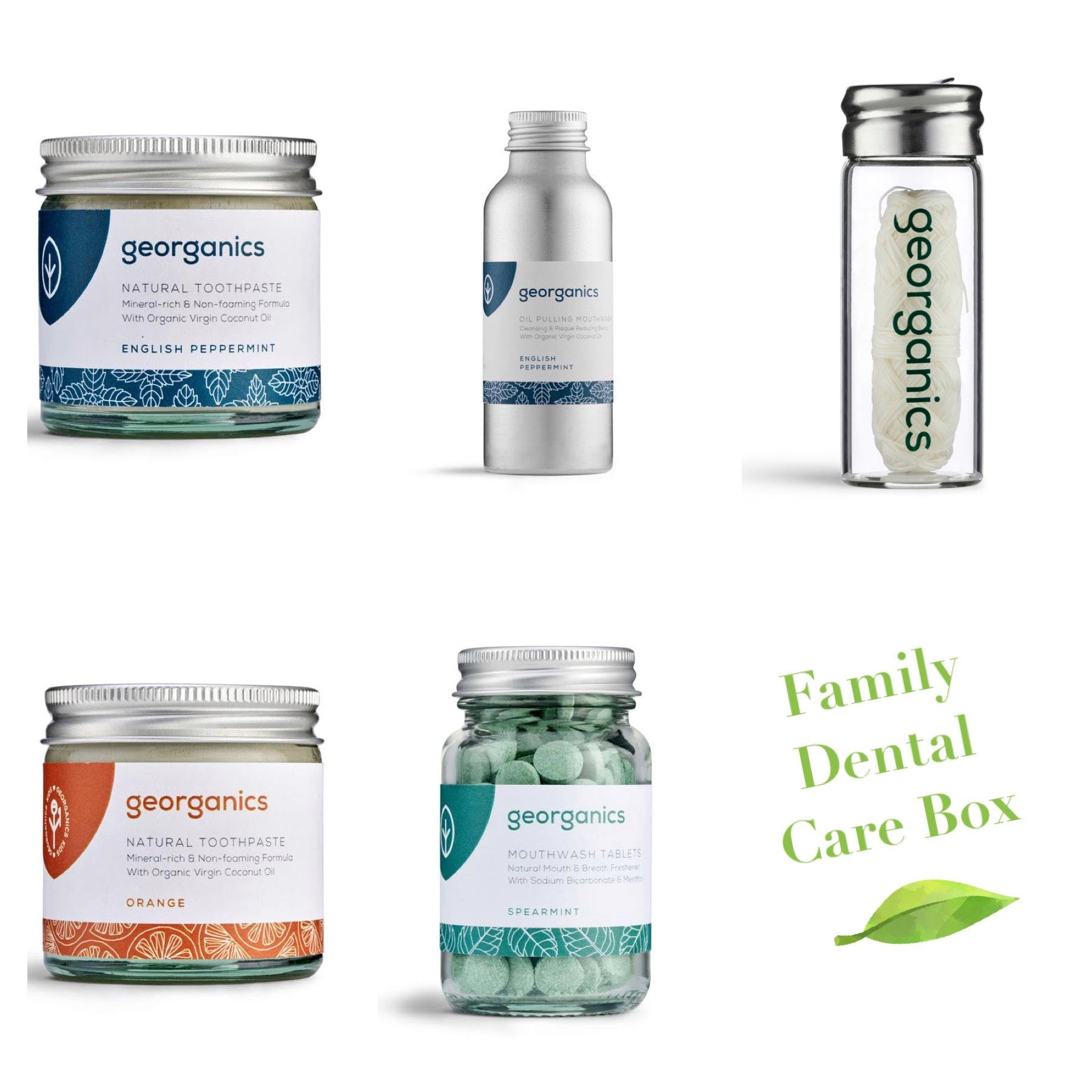 Family Dental Care Bundle Box 5%OFF - natoorio