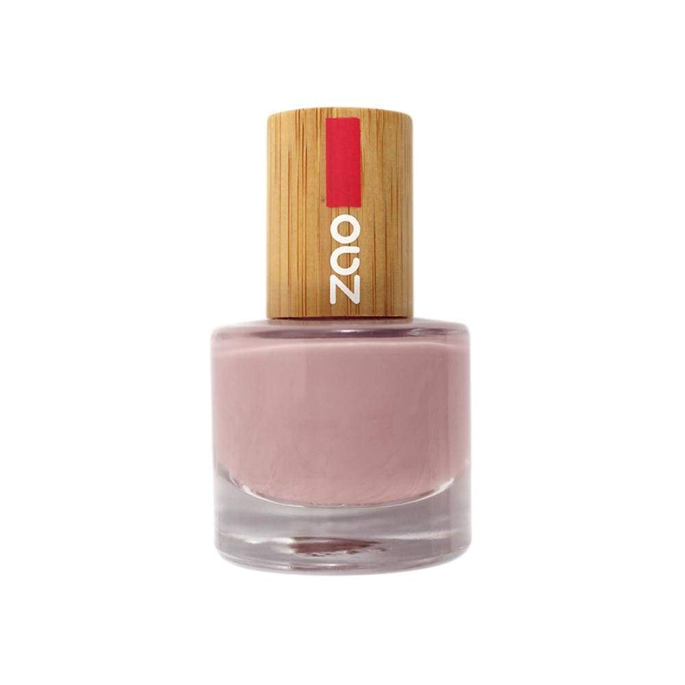 Nude Nail Polish, Palm oil free, without any toxic ingredients - natoorio