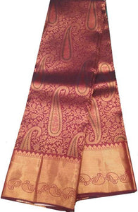 Adorable Red Color Soft Silk Designer Saree