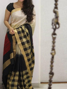 Out Standing Multi Color Soft Silk Designer Saree