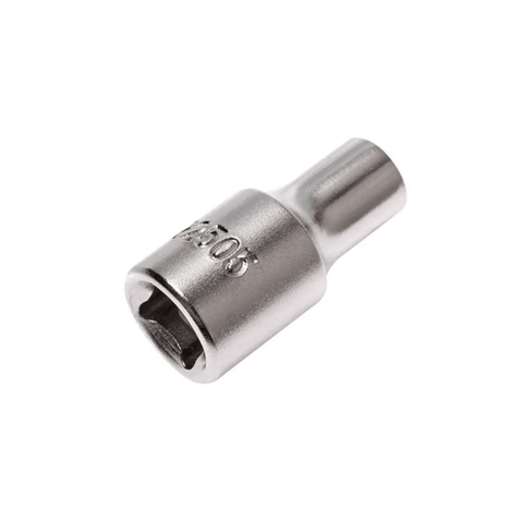 "Sockets 5mm 1/4"" Drive Deep Sockets (Metric 6pt) 25205"