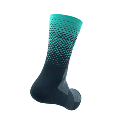 Trident Teal - Sockla