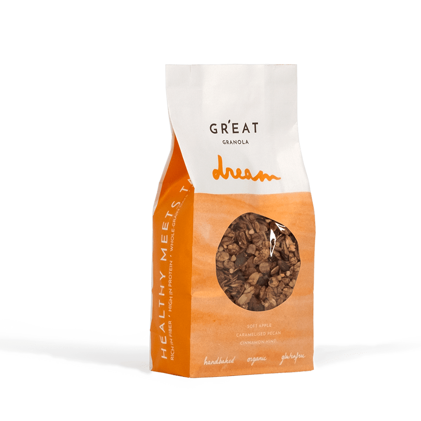 GR'EAT Granola Dream