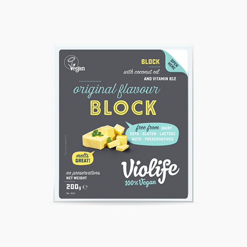 Vromage original en bloc - Violife