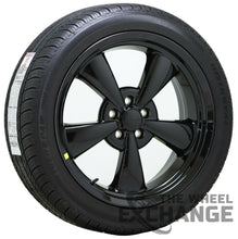 "Load image into Gallery viewer, 20"" Charger Challenger Mopar RT black wheels rims tires Factory OEM set 4 2385"