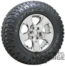 "Load image into Gallery viewer, 18"" Dodge Ram 1500 Truck PVD Chrome wheels rims tires Factory OEM set 4 2669"