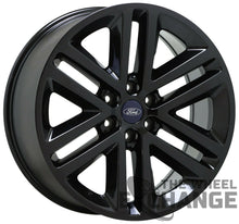 "Load image into Gallery viewer, 22"" Ford Expedition F150 Truck Black wheels rims Factory OEM 3993 EXCHANGE"